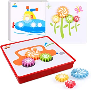 Best gear puzzle toy Reviews