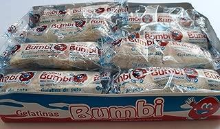 Gelatinas Bumbi - 1 Box of 16 Units