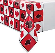 game night tablecloth