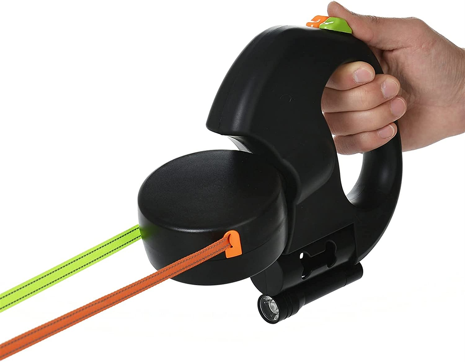 Nevup Pet Brand Cheap Sale Venue Leash Dual for Small Dogs Walkin Degree 360 Spin Outstanding