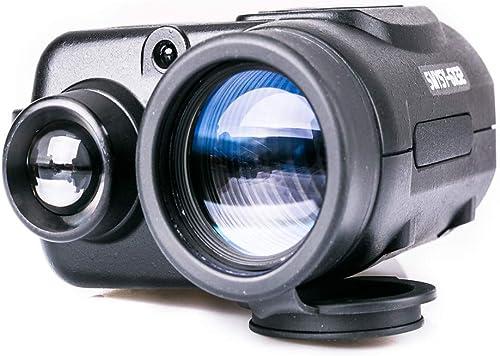 Meet Global Supermarket 6 X 32 mm Monoculaire avec Batterie Animaux Multi-traitées Voyage Vision Nocturne Autre matériel Noir