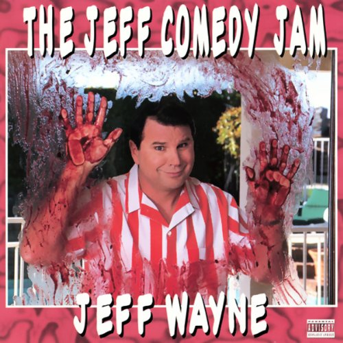 The Jeff Comedy Jam audiobook cover art