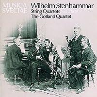 String Quartet Nos. 3 & 4 by WILHELM STENHAMMAR (1994-07-25)