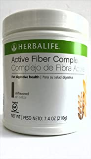 Herbalife Active Fiber Complex - Unflavored 7.4 Oz Large