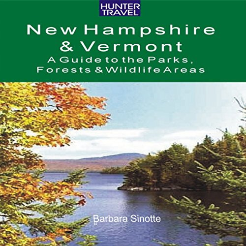 New Hampshire & Vermont audiobook cover art