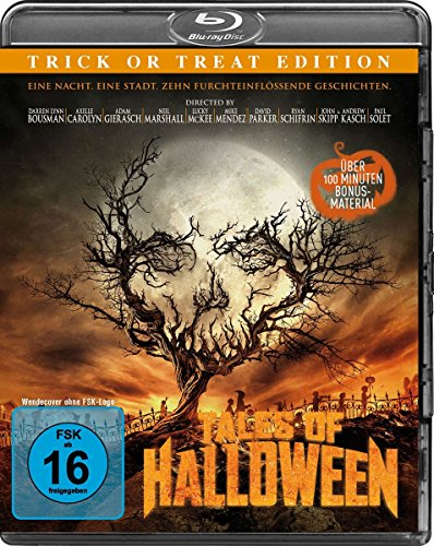 Tales of Halloween - Trick or Treat Edition [Alemania] [Blu-ray]