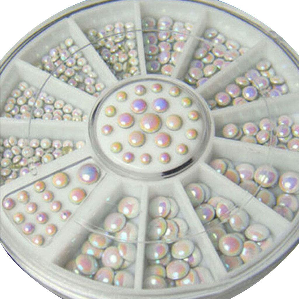 Xdodnev Nail Rhinestone Gold New product! New type Crystal price Mixed Silver Colorful