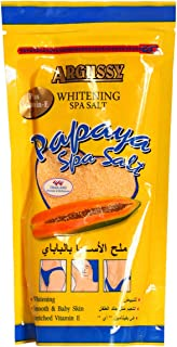 Argussy Papaya Whitening Spa Salt, 300 g