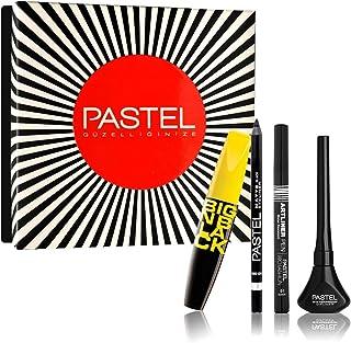 Pastel Black Cat Eye Makeup Eyeliner Set of 4
