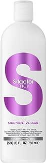 Tigi Tigi S-factor Stunning Volume Conditioner 25.36 Oz, 25.36 Oz