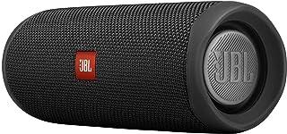 JBL Flip 5 Bluetooth Box in Schwarz – Wasserdichter, portabler Lautsprecher mit umwerfendem Sound – Bis zu 12 Stunden kabe...