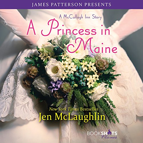 A Princess in Maine audiobook cover art