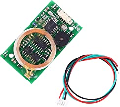 5V Dual Frequency 3Pin Reader RFID Wireless Module UART 13.56MHz 125KHz ISO14443A for IC/ID/Mifare Card