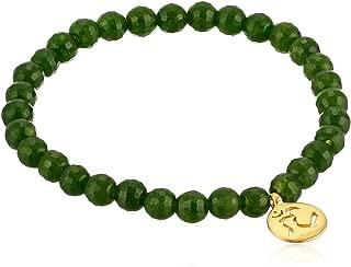 Classics Jade Om Stretch Bracelet