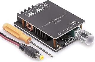 ZHITING Placa amplificadora Bluetooth 200W TPA3116, Placa de Amplificador de Audio 100W + 100W con técnica de Filtro LC, C...