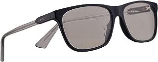 Gucci GG0492OA Eyeglasses 56-15-150 Blue w/Demo Clear Lens 005 GG 0492OA