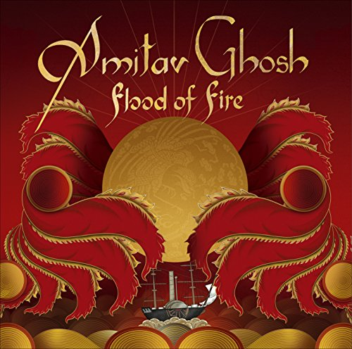 Flood of Fire cover art