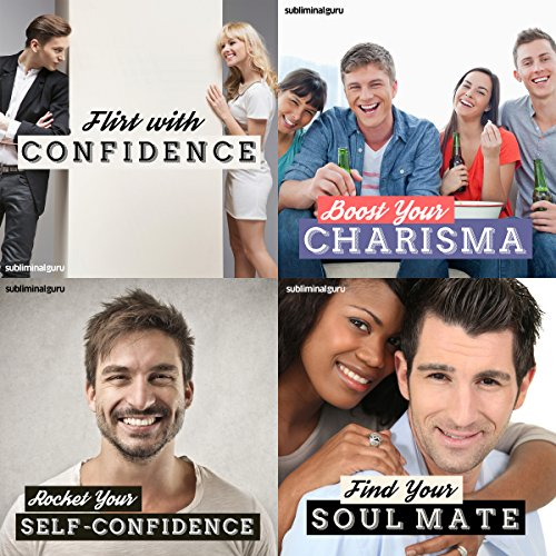 Attract Your Soul Mate Subliminal Messages Bundle cover art