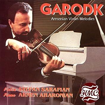 Garodk: Armenian Violin Melodies