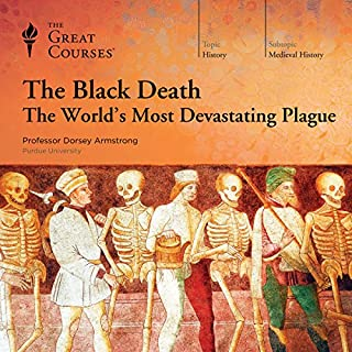 The Black Death: The World's Most Devastating Plague audiobook cover art
