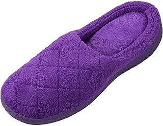Enerhu Memory Foam Slippers Non-slip Shoes Indoor Soles