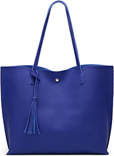 69c00d24fa7d Women s Soft Leather Tote Shoulder Bag from Dreubea