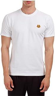 Kenzo Tiger Crest T-Shirt (Colour : White - Size : Medium)