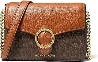 حقيبة واندا صغيرة بحزام طويل للنساء من مايكل كورس