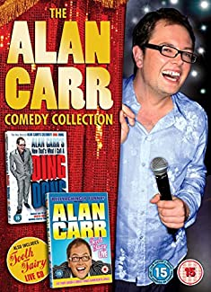 The Alan Carr Comedy Collection
