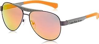 نظارة شمسية للرجال من كالفن كلاين - CKJ491S-022-5813