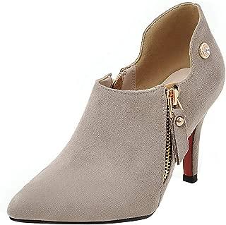 FANIMILA Women Fashion Stiletto Court Shoes