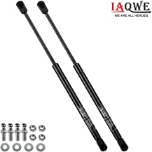 45Lbs/200N 15 Inch Gas Struts Lift Support Shocks for Toolbox TV Cabinets Toy Chests Trap Door Lid Floor Hatch Lid Stay by IAQWE