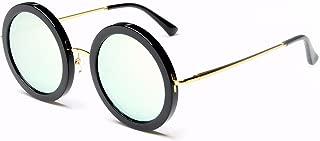 2018 new sunglasses trend sunglasses retro round frame handmade fashion slingshot leg sunglasses wholesale,Progressive tea,Twilight