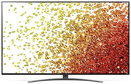 LG 75NANO919PA TV 189 cm (75 Zoll) NanoCell Fernseher (4K Cinema HDR, 120 Hz, Smart TV) [Modelljahr 2021]