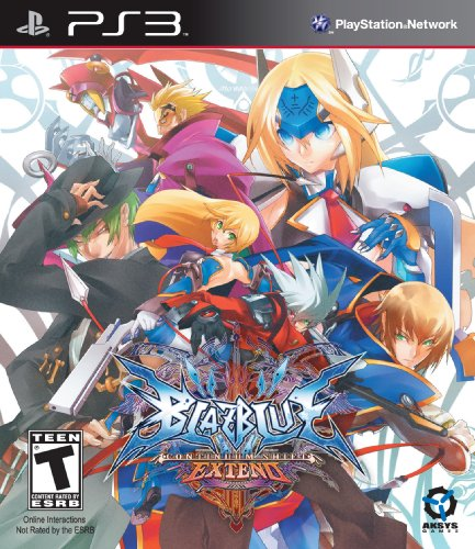 Blazblue: Continuum Shift Extend (輸入版:北米) PS3