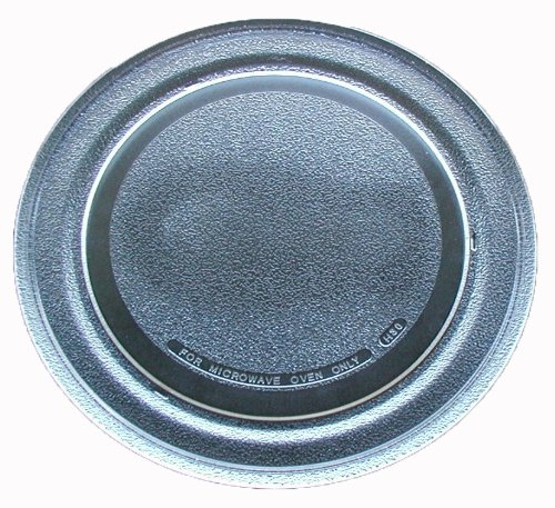 """Microwave Glass Turntable Plate ( 9 5/8"""" Dia ) ( 3390W1A035 )"""