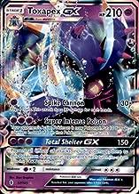 Toxapex-GX - 57/145 - Ultra Rare