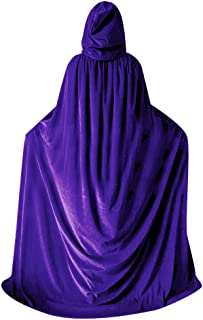 purple cloak