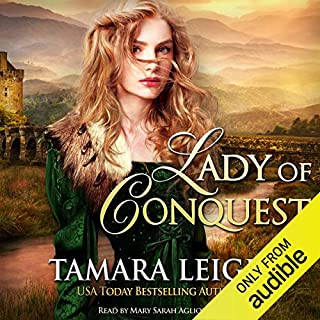 Lady of Conquest cover art