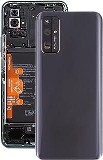 Mobiltelefoner skärmskydd 50 PCS för Huawei Y6 Pro (2017) 0.26mm 9H Ythårdhet 2.5D krökt kant Härdat glas Displayfilm