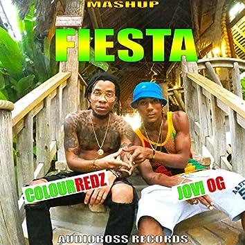 Fiesta (feat. Mashup, Jovi OG & Colourredz)