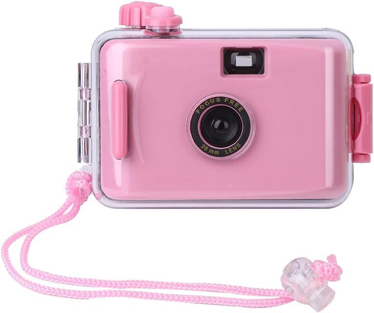 Runrain - Mini cámara Lomo Sumergible con Carcasa (35 mm)