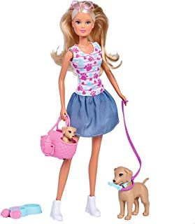 Simba Steffi Love Puppy Walk, Multi-Colour