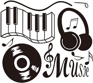 Amazon.es: vinilos decorativos musicales