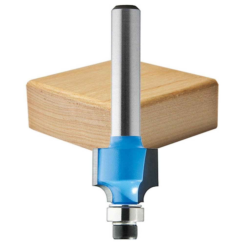 1 8 in Cheap mail order shopping Miniature Router Bit Roundover Max 53% OFF