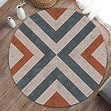 Klein Ball Teppich-Runde Teppiche Für Wohnzimmer Teppiche Geometrische Türkei rutschfeste Teppich Kinderzimmer Home Schlafzimmer Baby Krabbeldecke 200CM