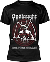 Onslaught '100% Pure Thrash' T-Shirt