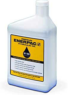 Enerpac Hydraulic Oil, 1 qt. Container Size - HF-100