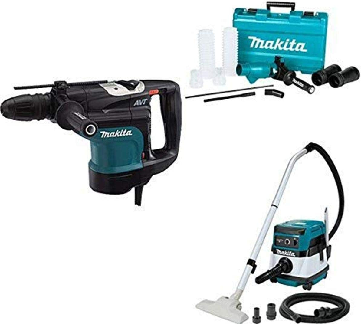 Makita HR4510C 1-3 Sale special price 4-Inch AVT Hammer shopping SDS-MAX Rotary bit accepts