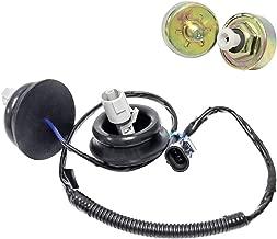 Wisamic Knock Sensor Wire Harness Kit Replace 12601822 10456603 for Chevy Suburban, Chevrolet Silverado, Avalanche, Tahoe GMC Sierra, Yukon, Hummer 48, 5.3, 6.0, 2000-2007